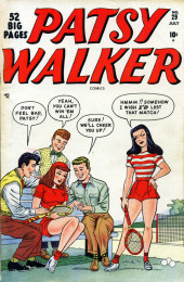 Patsy Walker (Timely/Atlas - 1945) -29- (sans titre)
