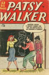 Patsy Walker (Timely - 1945) -30- (sans titre)