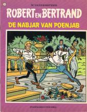 Robert en Bertrand -3- De nabjar van Poenjab