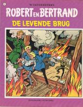 Robert en Bertrand -4- De levende brug