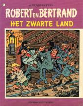 Robert en Bertrand -6- Het zwarte land