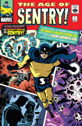 Age of The Sentry (The) (Marvel - 2008) -1- The Secret Origin of the Sentry!