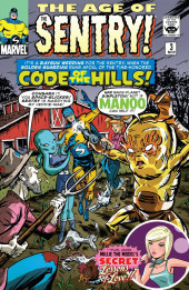 Age of The Sentry (The) (Marvel - 2008) -3- Code of the Hills!