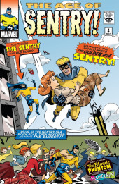 Age of The Sentry (The) (Marvel - 2008) -4- (sans titre)