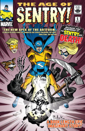Age of The Sentry (The) (Marvel - 2008) -6- The Sentry vs. Death!