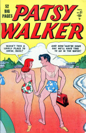 Patsy Walker (Timely - 1945) -31- (sans titre)