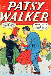 Patsy Walker (Timely/Atlas - 1945) -32- (sans titre)
