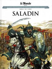 Les grands Personnages de l'Histoire en bandes dessinées -24- Saladin
