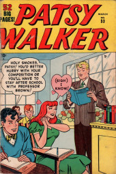 Patsy Walker (Timely/Atlas - 1945) -33- (sans titre)