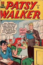 Patsy Walker (Timely - 1945) -33- (sans titre)