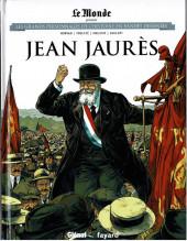 Les grands Personnages de l'Histoire en bandes dessinées -23- Jean Jaurès