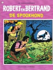 Robert en Bertrand -14- De spookhond