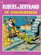 Robert en Bertrand -15- De stakingbreker