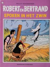 Robert en Bertrand -22- Spoken in het Zwin