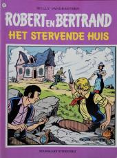 Robert en Bertrand -43- Het stervende huis