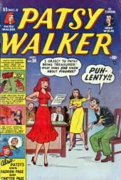 Patsy Walker (Timely - 1945) -36- (sans titre)