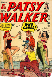 Patsy Walker (Timely/Atlas - 1945) -37- (sans titre)