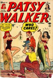 Patsy Walker (Timely - 1945) -37- (sans titre)