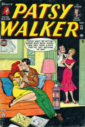 Patsy Walker (Timely/Atlas - 1945) -42- (sans titre)