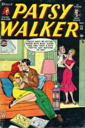 Patsy Walker (Timely - 1945) -42- (sans titre)
