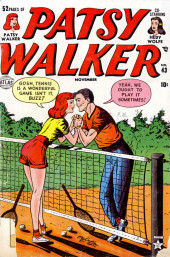 Patsy Walker (Timely/Atlas - 1945) -43- (sans titre)