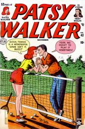 Patsy Walker (Timely - 1945) -43- (sans titre)