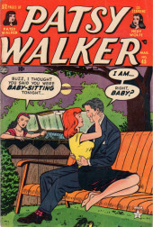 Patsy Walker (Timely/Atlas - 1945) -45- (sans titre)