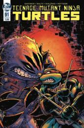 Teenage Mutant Ninja Turtles (2011) -91B- Sans titre