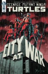 Teenage Mutant Ninja Turtles (2011) -93- City at war, part. 1
