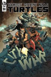 Teenage Mutant Ninja Turtles (2011) -94- City at war, part. 2
