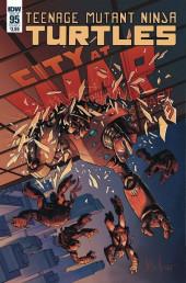 Teenage Mutant Ninja Turtles (2011) -95- City at war, part. 3