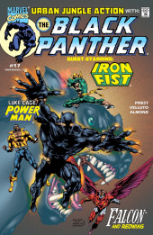 Black Panther Vol.3 (Marvel - 1998) -17- Urban Jungle Action with: The Black Panther