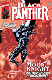 Black Panther Vol.3 (Marvel - 1998) -22- Moon Knight must invade de realm of Nightmare!