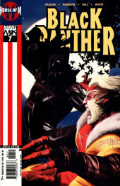 Black Panther Vol.4 (Marvel - 2005) -7- Soul Power in the House of M