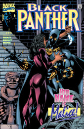 Black Panther Vol.3 (Marvel - 1998) -24- Her name is Malice!