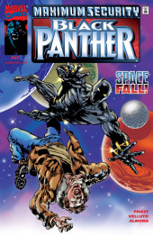 Black Panther Vol.3 (Marvel - 1998) -25- Space Fall!