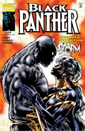 Black Panther Vol.3 (Marvel - 1998) -26- Secrets, seduction and Storm!