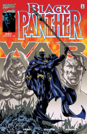 Black Panther Vol.3 (Marvel - 1998) -27- War
