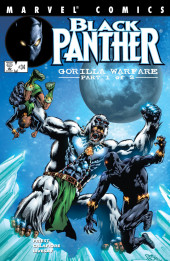 Black Panther Vol.3 (Marvel - 1998) -34- Gorilla Warfare Part 1 of 2
