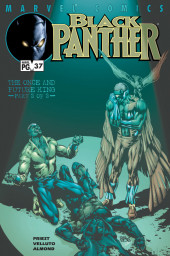 Black Panther Vol.3 (Marvel - 1998) -37- The Once and Future King, Part 2 of 2