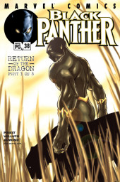 Black Panther Vol.3 (Marvel - 1998) -38- Return of the Dragon Part 1 of 3