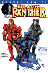 Black Panther Vol.3 (Marvel - 1998) -41- Enemy of the State II part 1 of 5