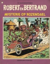 Robert en Bertrand -1- Mysterie op Rozendael