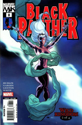Black Panther Vol.4 (Marvel - 2005) -8- Wild Kingdom 2 of 4