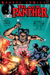 Black Panther Vol.3 (Marvel - 1998) -42- Enemy of the State II part 2 of 5