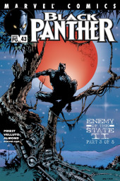 Black Panther Vol.3 (Marvel - 1998) -43- Enemy of the State II part 3 of 5