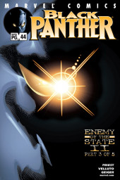 Black Panther Vol.3 (Marvel - 1998) -44- Enemy of the State II part 4 of 5