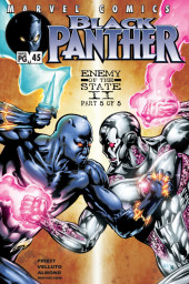 Black Panther Vol.3 (Marvel - 1998) -45- Enemy of the State II part 5 of 5