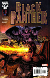 Black Panther Vol.4 (Marvel - 2005) -9- Wild Kingdom 4 of 4