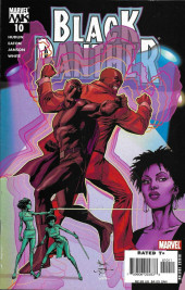 Black Panther Vol.4 (Marvel - 2005) -10- Two the Hard Way Part One